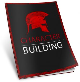 Character Building MRR Ebook With Audio