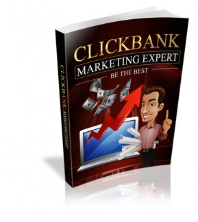 Clickbank Marketing Expert MRR Ebook