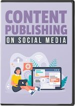 Content Publishing On Social Media MRR Video With Audio