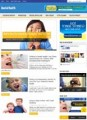 Dental Health Niche Blog Personal Use Template