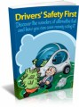 Drivers Safety First MRR Ebook