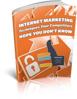 Im Techniques Your Competitors Hope You Dont Know MRR Ebook