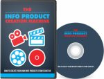Info Product Creation Machine MRR Video