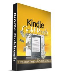 Kindle Gold Rush PLR Ebook