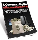 Make Money Online Myths Personal Use Ebook