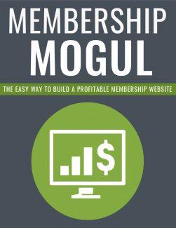 Membership Mogul PLR Ebook