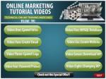Online Marketing Training Videos Vol 2 Resale Rights Video