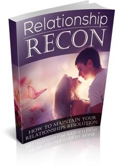 Relationship Recon MRR Ebook