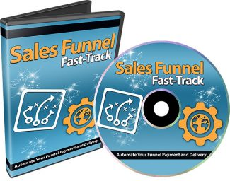Sales Funnel Fast Track V2 PLR Video With Audio