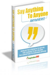 Say Anything To Anyone Anywhere MRR Ebook