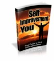 Self Improvement You MRR Ebook