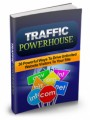 Traffic Powerhouse Give Away Rights Ebook