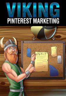 Viking Pinterest Marketing PLR Ebook With Audio & Video