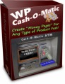 Wp Cash-O-Matic PLR Software With Video