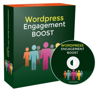 Wp Engagement PLR Video With Audio