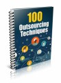 100 Outsourcing Techniques Give Away Rights Ebook