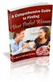 Finding Your Perfect Woman MRR Ebook