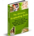 Ultimate Scrapbooking Guide PLR Ebook