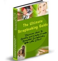 Ultimate Scrapbooking Guide PLR Ebook