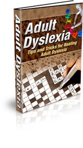 Adult Dyslexia Plr Ebook