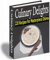 Culinary Delights Resale Rights Ebook