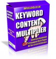 Keyword Content Multiplier MRR Software