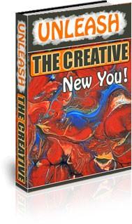 Unleash The Creative New You PLR Ebook