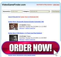 Video Game Finder Mrr Script