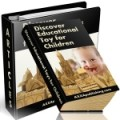 Discover Educational Toys For Children Plr Ebook