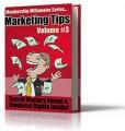 Membership Millionaire Series Marketing Tips Volume 3 ...