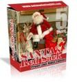 Santa's Red Sack Mrr Software MRR Ebook