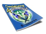 Socializing For Profit PLR Autoresponder Messages