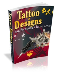 Tattoo Designs And Becoming A Tattoo Artist Mrr Ebook