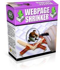 Web Page Shrinker MRR Software