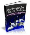 Membership Site Income Strategies Mrr Ebook