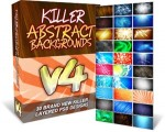 Killer Abstract Backgrounds V4 Personal Use Graphic