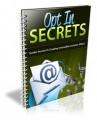 Opt In Secrets PLR Ebook