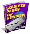 Squeeze Pages For Newbies Plr Ebook