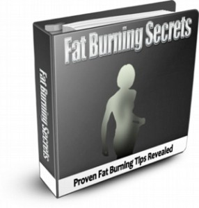 Fat Burning Secrets Plr Ebook