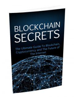 Blockchain Secrets MRR Ebook