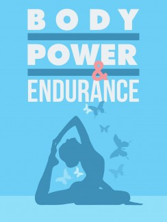 Body Power And Endurance MRR Ebook