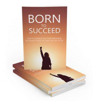Born To Succeed MRR Ebook