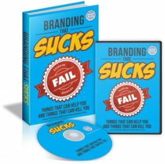Branding That Sucks MRR Ebook