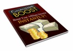 Commission Boost PLR Ebook