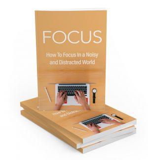 Focus MRR Ebook