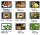 Food 4k Uhd Stock Videos Pt 3 MRR Video