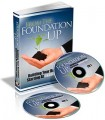 From The Foundation Up PLR Ebook With Audio