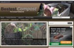 Garden Compost Blog Personal Use Template