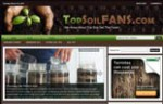 Gardening Top Soil Blog Personal Use Template