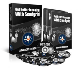 Get Better Inboxing With Sendgrid – Advanced Edition Personal Use Video With Audio